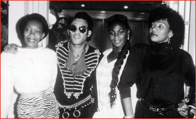 BONEY M. - Rivers Of Babylon ´88 (TVE 17.06.1989)