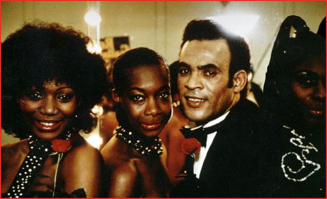 BONEY M. – Ma Baker ´88 y Daddy Cool ´88 (TVE 3.12.1988)